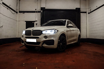 BMW X6 Hire - Sports Car Hire - Supercar Hire - Luxury Car Hire - Chauffeur Hire