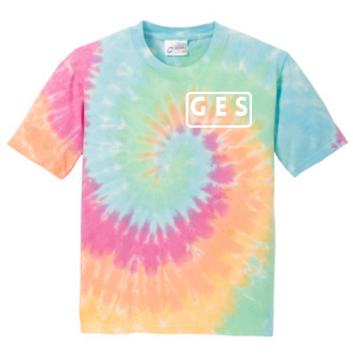 **LIMITED EDITION** Tie Dyed T-shirt