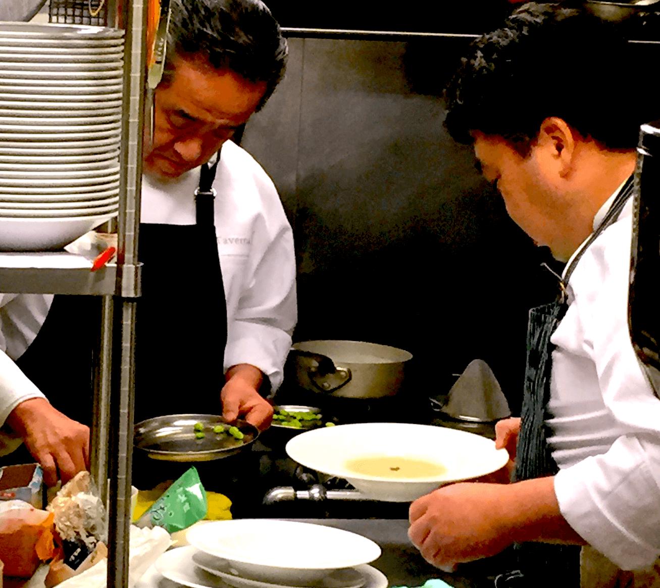 日本イタリア料理協会監修腸活イタリアン12