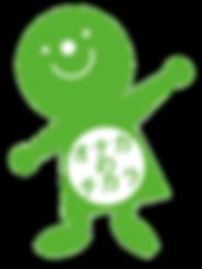 腸育腸活スクールスマートフード キャラクター14