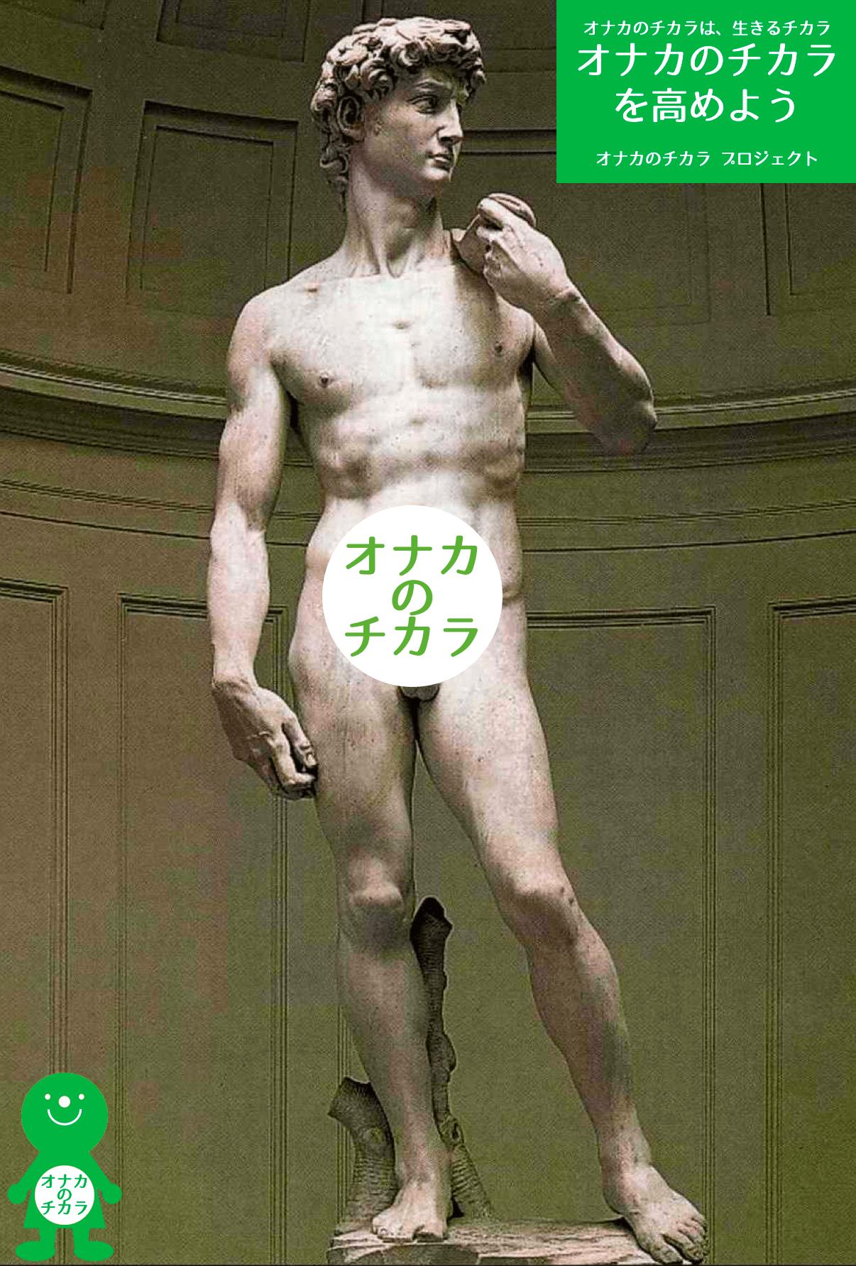 オナカのチカラプロジェクトポスター2