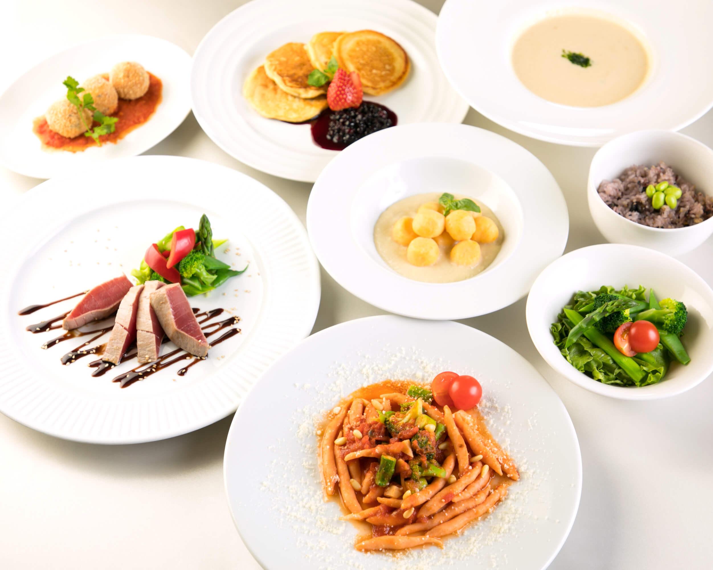 日本イタリア料理協会監修腸活イタリアン7