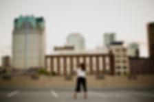 gas town portrait session