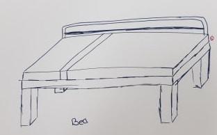 Building Assets - Bed