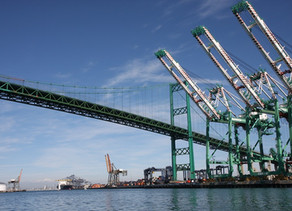 Port of Los Angeles Records Busiest Quarter Ever