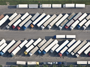 Q2 Data Highlights Capacity Cuts at Large US Truckload Carriers