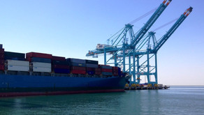 Port Congestion Blunts Asia-US Capacity Increases