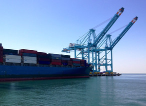 July Marks Best Month Ever For Port Of Long Beach