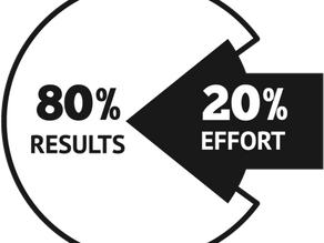 The Pareto Principle and the Transportation Industry