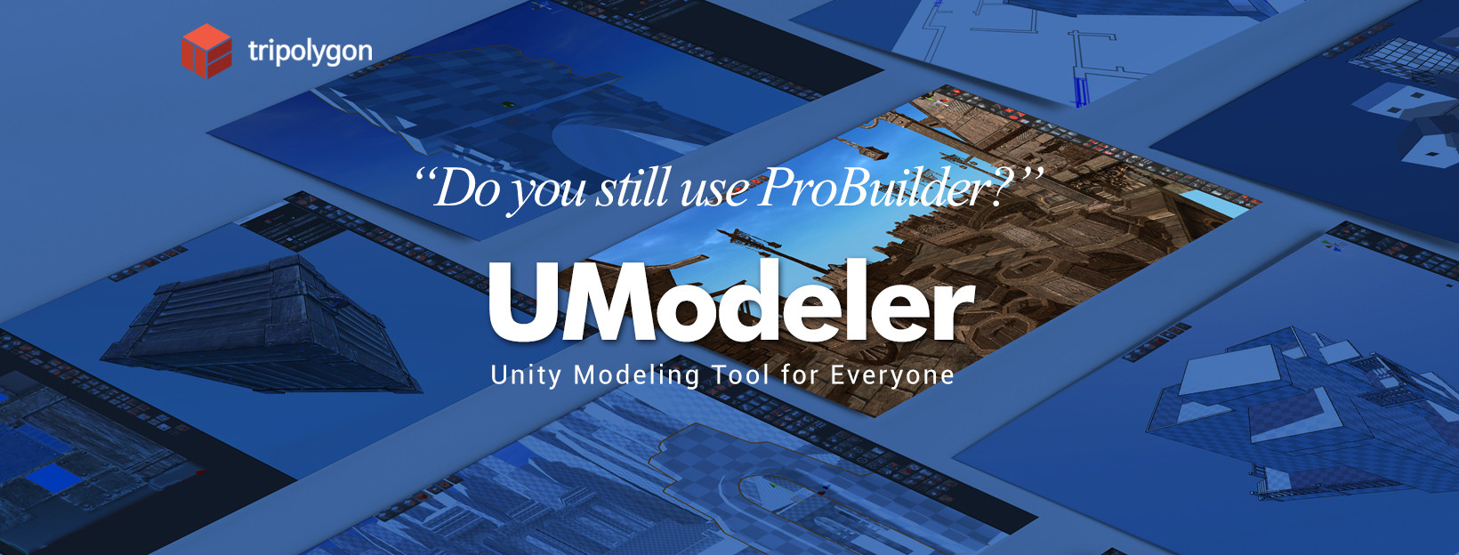UModeler | Unity Modeling and Prototyping Tool