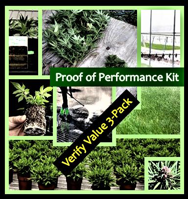 Proof of Performance Kit