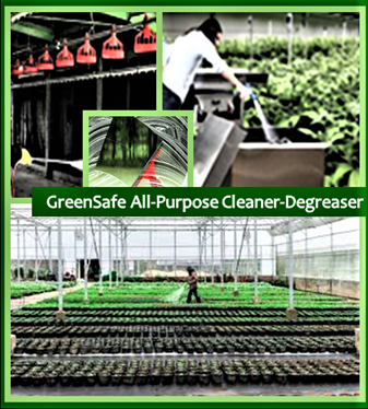 GreenSafe All-Purpose Cleaner-Degreaser