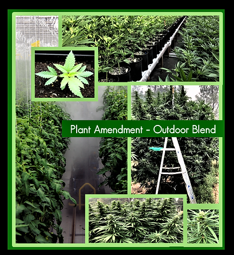 GreenSafe Plant Amendment (Outdoor Blend)