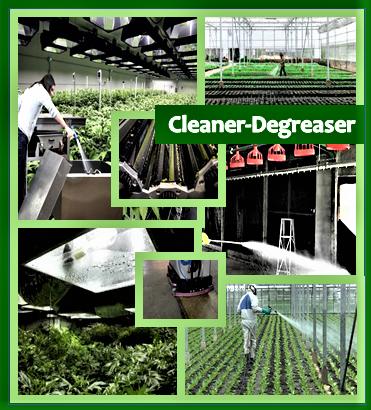 Cleaner-Degreaser