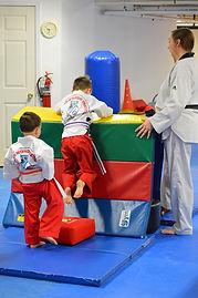 Ahn Martial Arts Little Bears Club