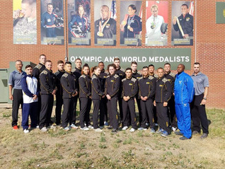 Mr. James Rohleder represents Army Team at USAT Nationals