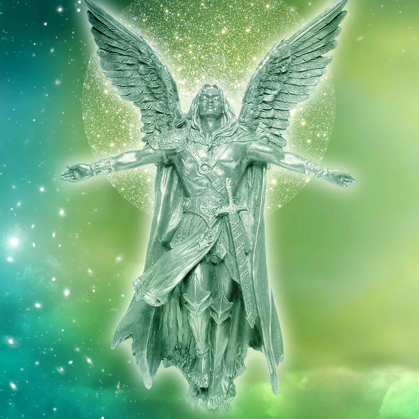 A Healing Journey to the ArchAngel Realm July 13