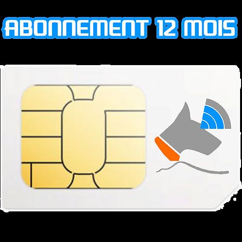 Abonnement multi-opérateurs 12 Mois