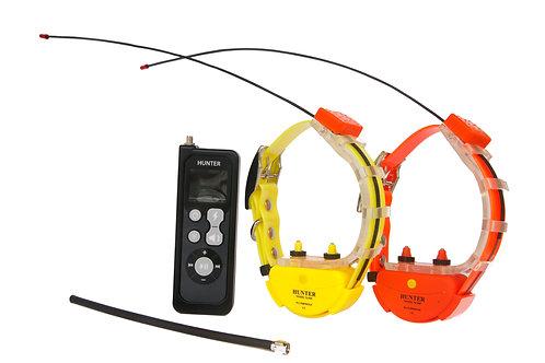 Pack Cezame Hunter VHF  2 Colliers