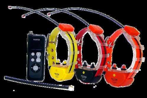 Pack Cezame Hunter VHF  3 Colliers