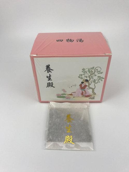 四物湯 - 補血調經 (20包x5g)