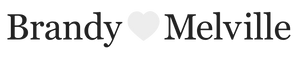 Brandy Melville Logo