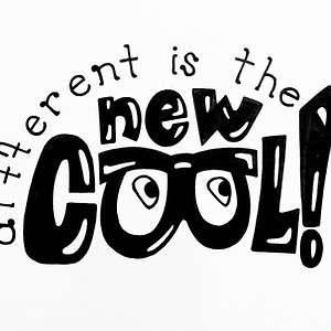 Different is The New Cool