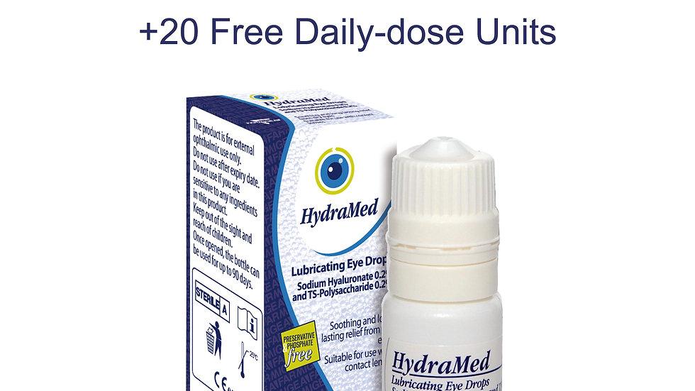HydraMed 10ml - 6 x 10ml bottles (+20 DDUs FREE)