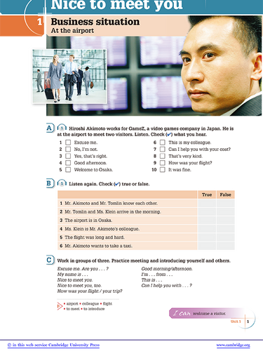 Business Plus 1