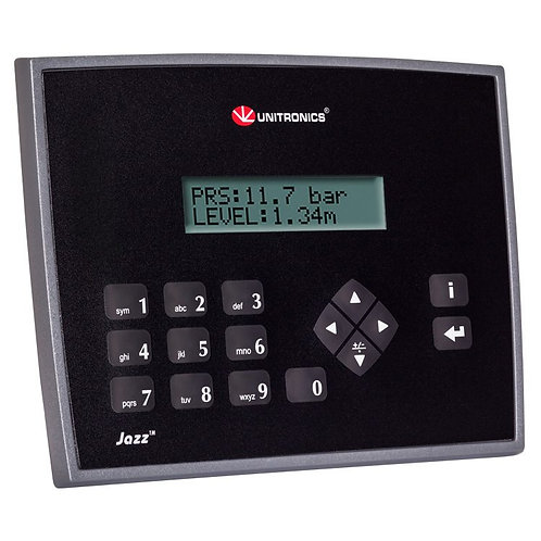 Jazz®- PLC Controller With Integrated HMI