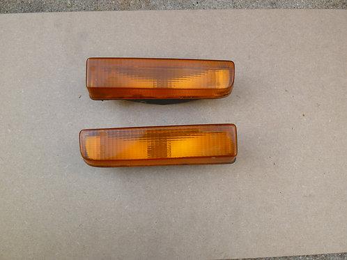 Clignotants AVD et G Ford Fiesta MK1