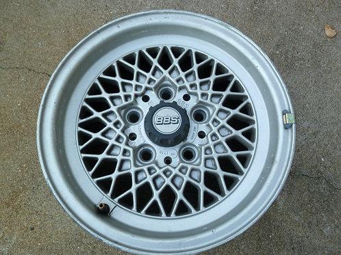 4 Jantes BBS 6 1/2x14 pour BMW série 5