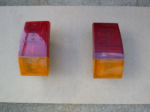 Feux arrière G et D Ford Fiesta MK1