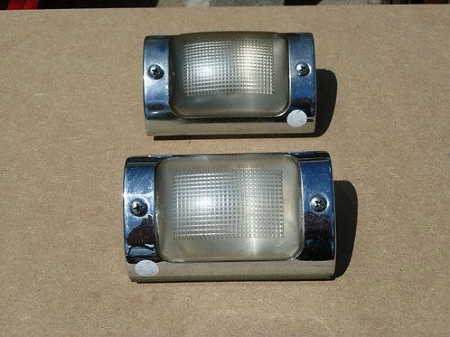 Eclairage intérieur Citroen DS version pallas
