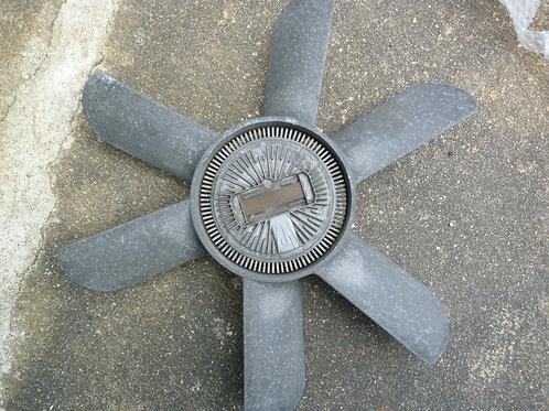 Ventilateur avec viscocoupleur pour MERCEDES 250 w115