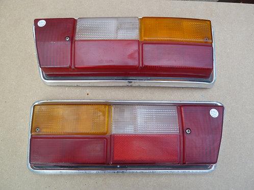 Cabochon de feux ARD et G Simca 1100 2ème génération