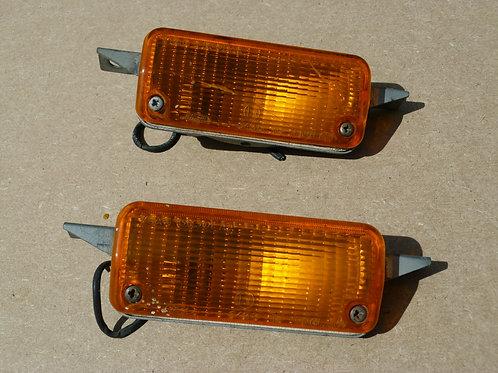 Clignotants AV Ford Escort MK2