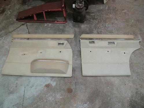 4 Garnitures de portes Mercedes type 114-115