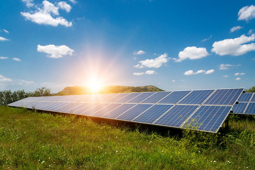 Solar panels, photovoltaic - alternative