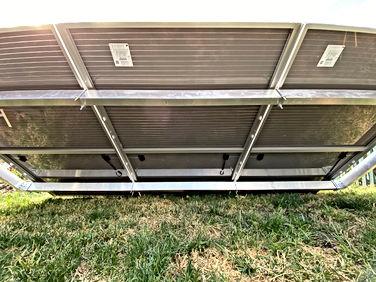 Sustainable Energy Management Fixed-tilt Solar Racking and Solar Tracking Solar Panels Mounting Rails