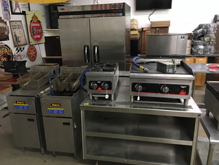 Restaurant Equipment Liquidations