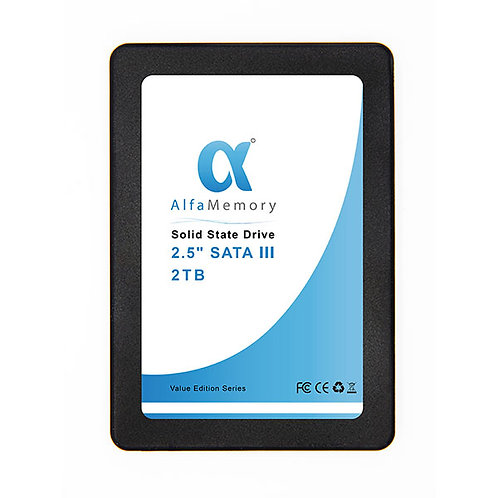 """2.5"""" SATA III SSD"""
