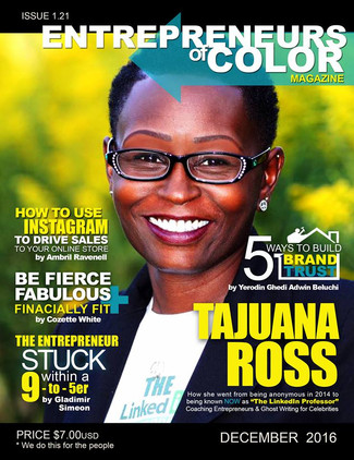 Entrepreneurs of Color Magazine Gives Black-Owned Businesses a Vibrant New Look!
