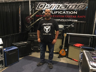 The First and Currently Only Black-Owned Amplifier Company Started in North Texas!