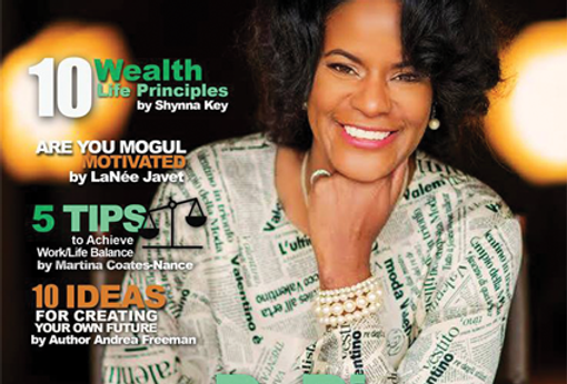 Entrepreneurs of Color Magazine (August 2016) Physical Copy