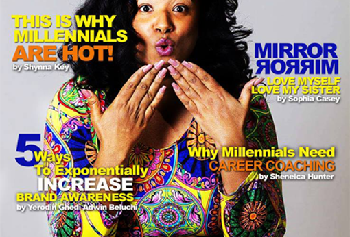 Entrepreneurs of Color Magazine (November 2016) Physical Copy