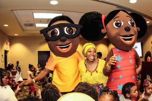 Atlanta Children's Kwanzaa Sparks Great Anticipation and Excitement