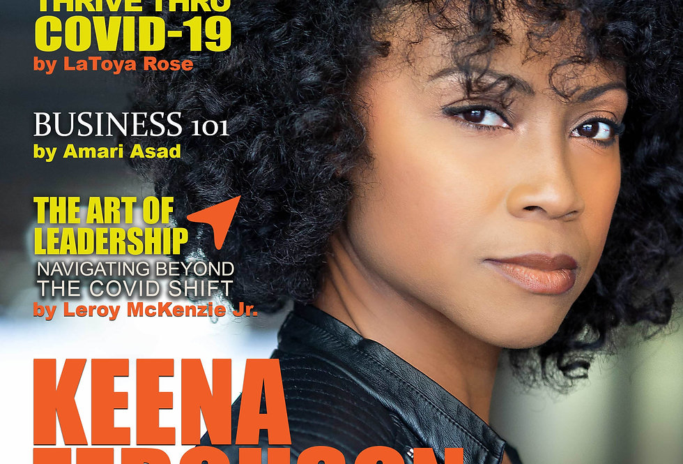 Entrepreneurs of Color Magazine (Oct - Dec 2020)
