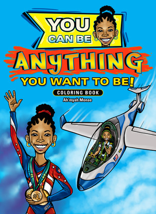 7-Year Old Self-Publishes An Amazing New Coloring Book Now Available On Amazon