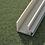 Thumbnail: Zugluftstopper für Glasschiebewand